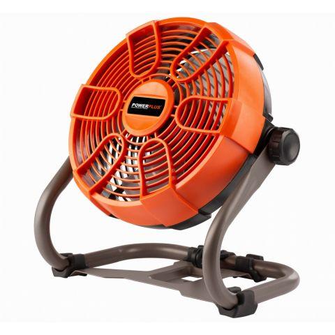 POWDP8015 Aku ventilátor 20V LI-ION (bez AKU) POWERPLUS