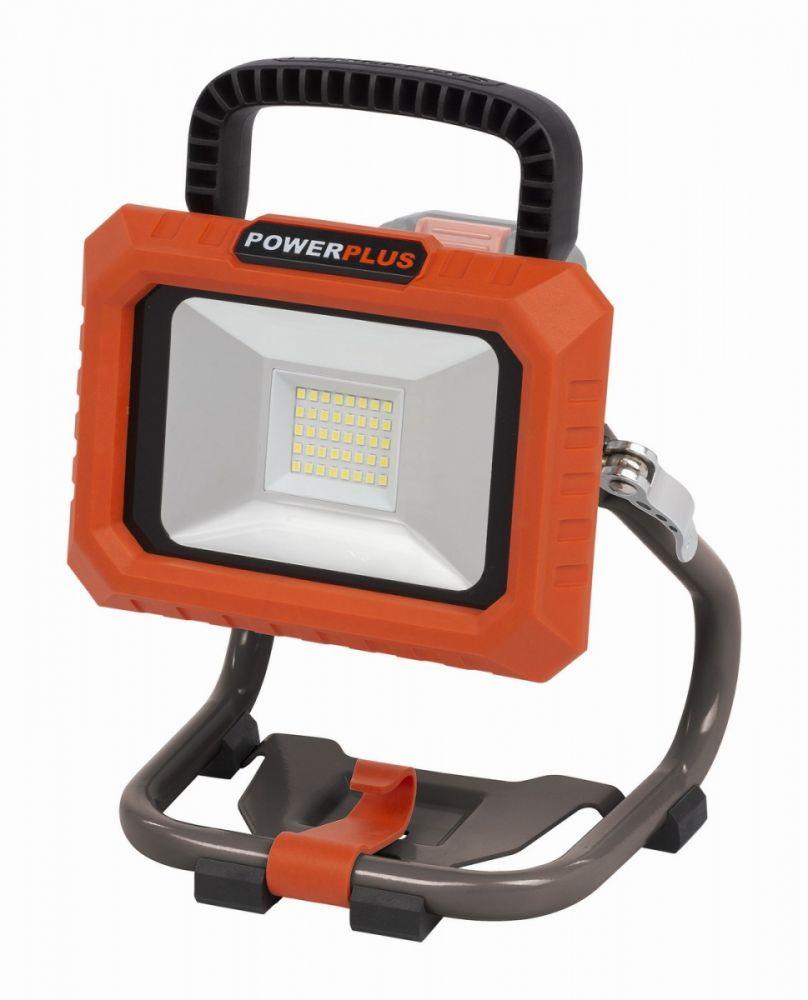POWDP8030 AKU LED svítilna 20V LI-ION 20W (bez AKU) POWERPLUS Nářadí-Sklad 1 | 0