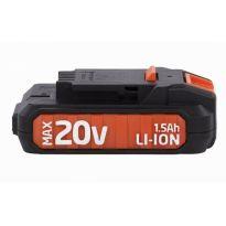 POWDP9010 Baterie 20V LI-ION 1,5Ah POWERPLUS