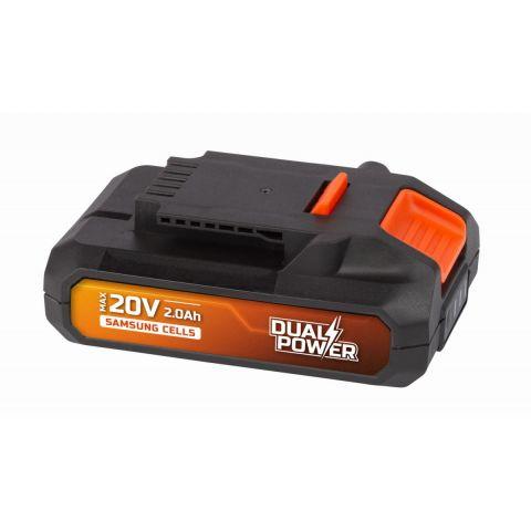 POWDP9021 Baterie 20V LI-ION 2,0Ah SAMSUNG POWERPLUS