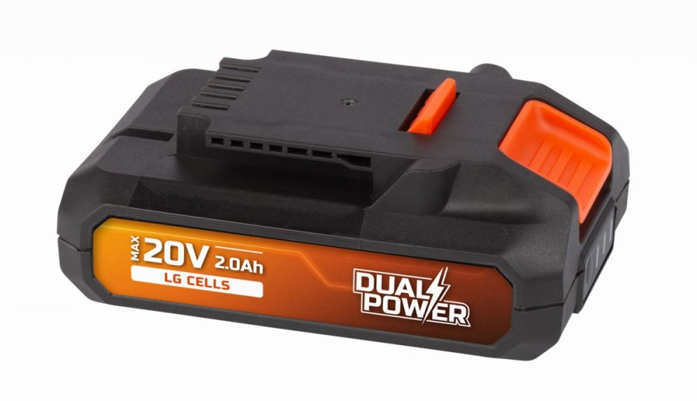 POWDP9022 Baterie 20V LI-ION 2,0Ah LG POWERPLUS Nářadí-Sklad 1 | 0
