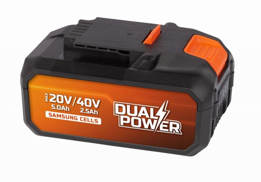 POWDP9037 Baterie 40V LI-ION 2,5Ah SAMSUNG POWERPLUS Nářadí-Sklad 1 | 0