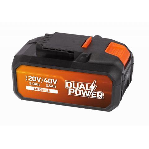 POWDP9038 Baterie 40V LI-ION 2,5Ah LG POWERPLUS