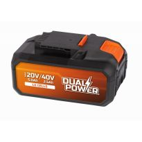 POWDP9038 Baterie 40V LI-ION 2,5Ah LG POWERPLUS