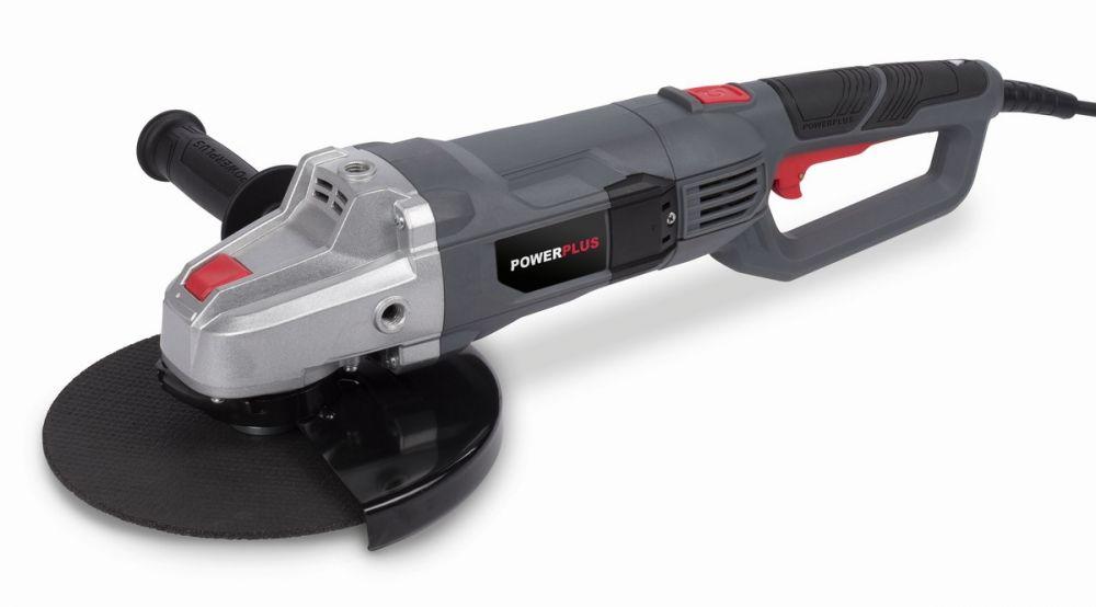 POWE20030 Úhlová bruska 2 200W, 230mm POWERPLUS Nářadí-Sklad 1 | 6