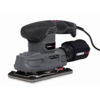 POWE40010 Vibrační bruska 180W POWERPLUS