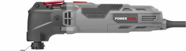 POWE80010 Multifunkční stroj / oscilační bruska 350W POWERPLUS *HOBY 2Kg POWE80010