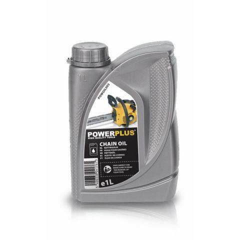 POWOIL003 Olej na mazání řetězů 1l POWERPLUS