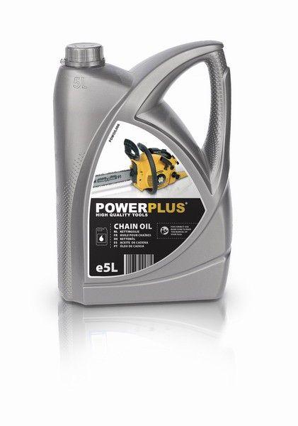 POWOIL006 Olej na mazání řetězů 5l POWERPLUS *HOBY 4.65Kg POWOIL006