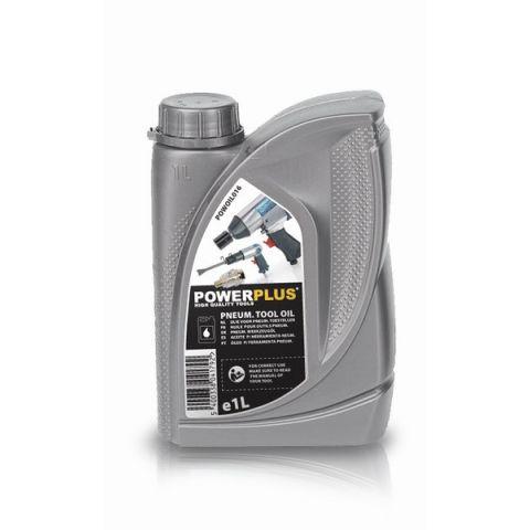 POWOIL016 Olej pro pneumatické nářadí 1l POWERPLUS