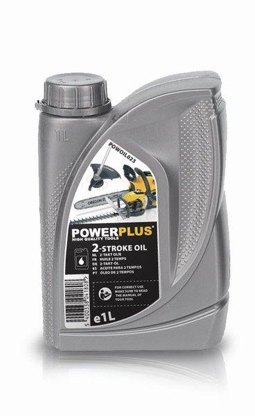 POWOIL023 Olej do 2-taktních motorů 1l POWERPLUS *HOBY 1Kg POWOIL023