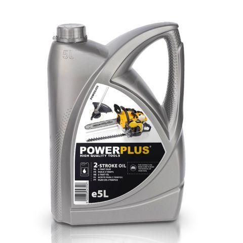 POWOIL025 Olej do 2-taktních motorů 5l POWERPLUS