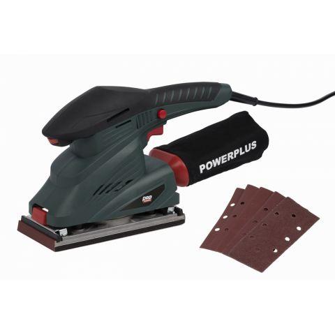 POWP5020 Vibrační bruska 250W POWERPLUS