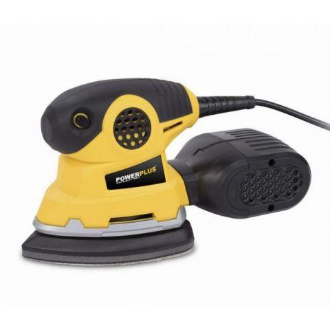 POWX0480 Vibrační mini delta bruska 220W POWERPLUS