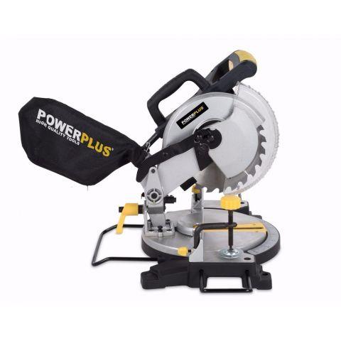 POWX07554 - Pokosová pila 1 500W / 210mm POWERPLUS
