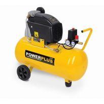 POWX1760 Kompresor 1500W 50L olejový POWERPLUS