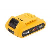 POWXB90030 Baterie 20V LI-ION 2,0Ah POWERPLUS