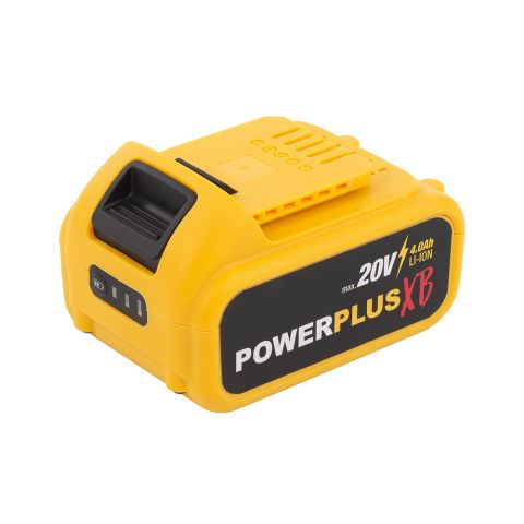 POWXB90050 Baterie 20V LI-ION 4,0Ah POWERPLUS