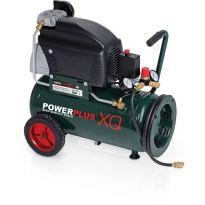 POWXQ8105 Kompresor 2,5HP 24 litrů POWERPLUS