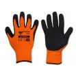 """Pracovní latexové rukavice 9"""" WINTER FOX"""