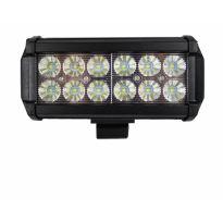 Pracovní LED panel, 12 diod, 36W TITANIUM WINCH