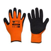 """Pracovní rukavice 10"""", latexové WINTER FOX"""