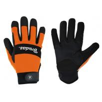 """Pracovní rukavice 10"""" TECH BLACK"""
