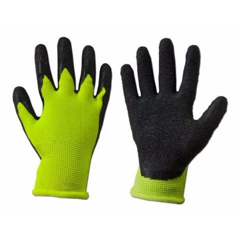 """Pracovní rukavice 4"""" LEMON"""