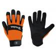 """Pracovní rukavice 9"""" TECH BLACK"""