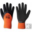 "Pracovní rukavice bavlna-latex 9"" POWER FULL"