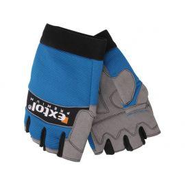 """Pracovní rukavice polstrované bezprsté, velikost L/10"""", EXTOL PREMIUM"""