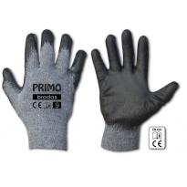 Pracovní rukavice bavlněné PRIMO latex - různé velikosti