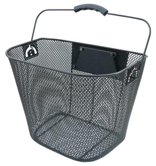 Přední kovový košík na jízdní kolo CARCOMMERCE