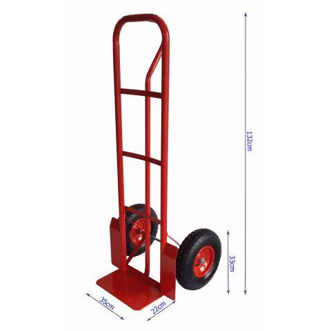 Přepravní vozík - rudl 250 kg MAR-POL