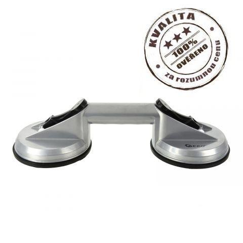 Přísavka dvoudílná hilníková, průměr 115 mm, GEKO