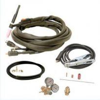 Příslušenství pro svařovaní metodou TIG včetně redukčního ventilu AR TELWIN