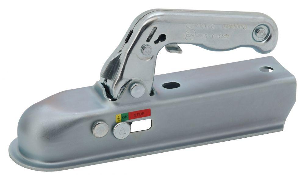 Přívěsný kloub - hranatá oj 50x50mm E homologace COMPASS *HOBY 1.25Kg CO-07461