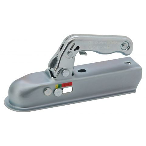 Přívěsný kloub - hranatá oj 50x50mm E homologace COMPASS