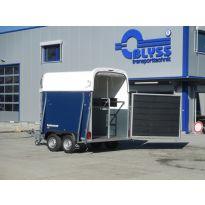 Přívěsný vozík 2000kg pro přepravu koní SAPHIR L BLYSS