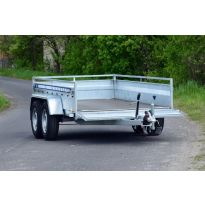 Přívěsný vozík 2700kg MAJSTER 2730TH BLYSS