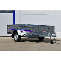 Přívěsný vozík 750kg BR752613 s listovým odpružením BLYSS