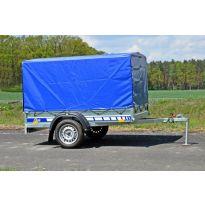Přívěsný vozík 750kg MAX BWB s plachtou BLYSS