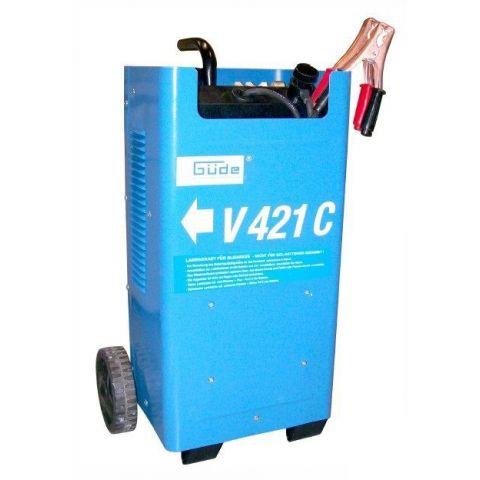 Profesionální autonabíječka baterií V 421, GÜDE (85074)