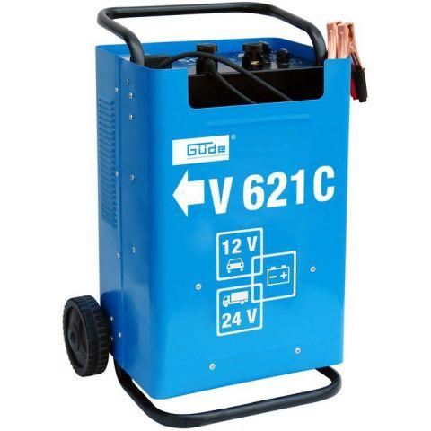 Profesionální nabíječka baterií V 621 C, GÜDE (85075)