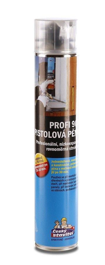 PROFI 900 pistolová pěna 870ml ČS