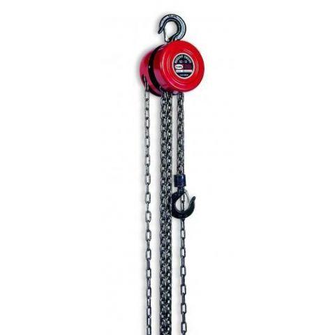 PROMA řetězová kočka 0,75 t x 3 m RZ-13