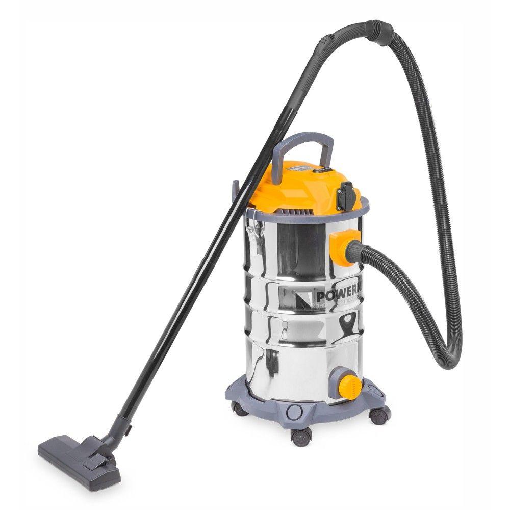 Průmyslový vysavač 1600W mokro/suché PM-OD-30M POWERMAT
