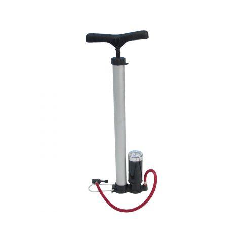 Pumpa na kolo s manometrem, 100PSI/7bar