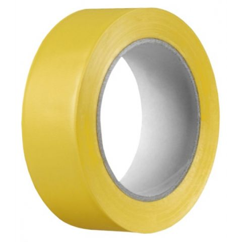 PVC maskovací vroub. 30x33m 722 žlutá 108148