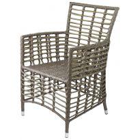 Ratanová židle G21 Royal merbau